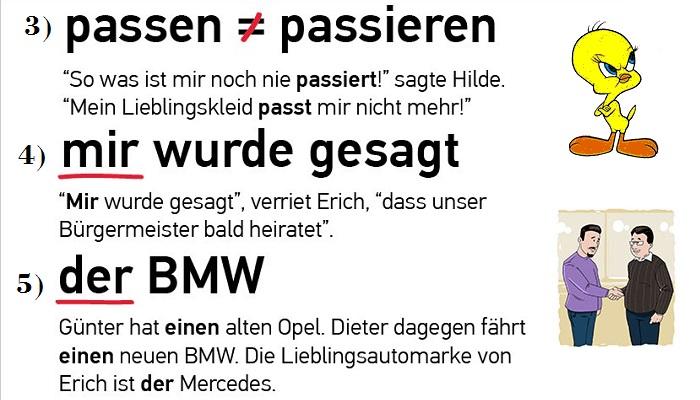 Reguli limba germana